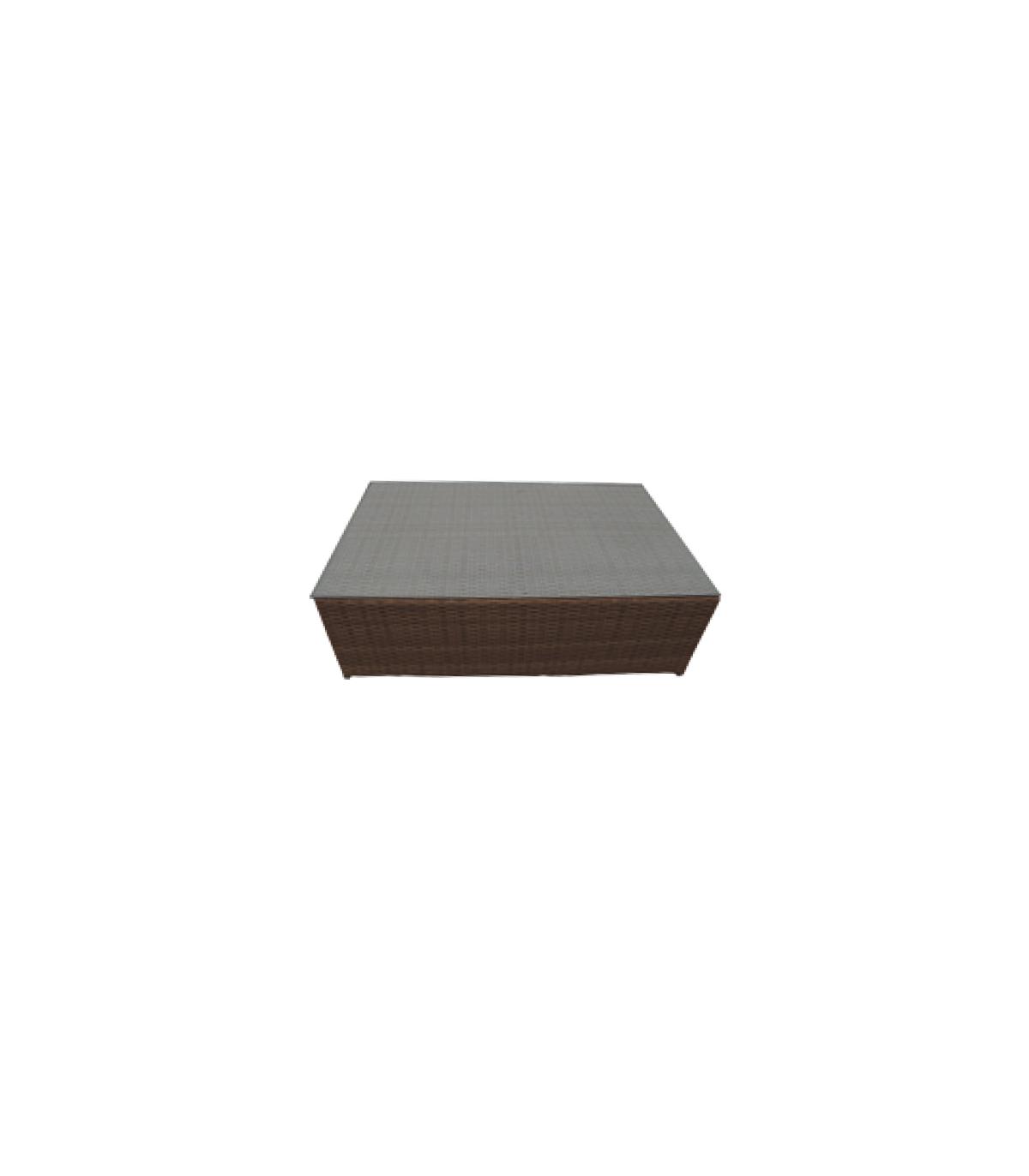 table basse osier tress humphrey res. Black Bedroom Furniture Sets. Home Design Ideas