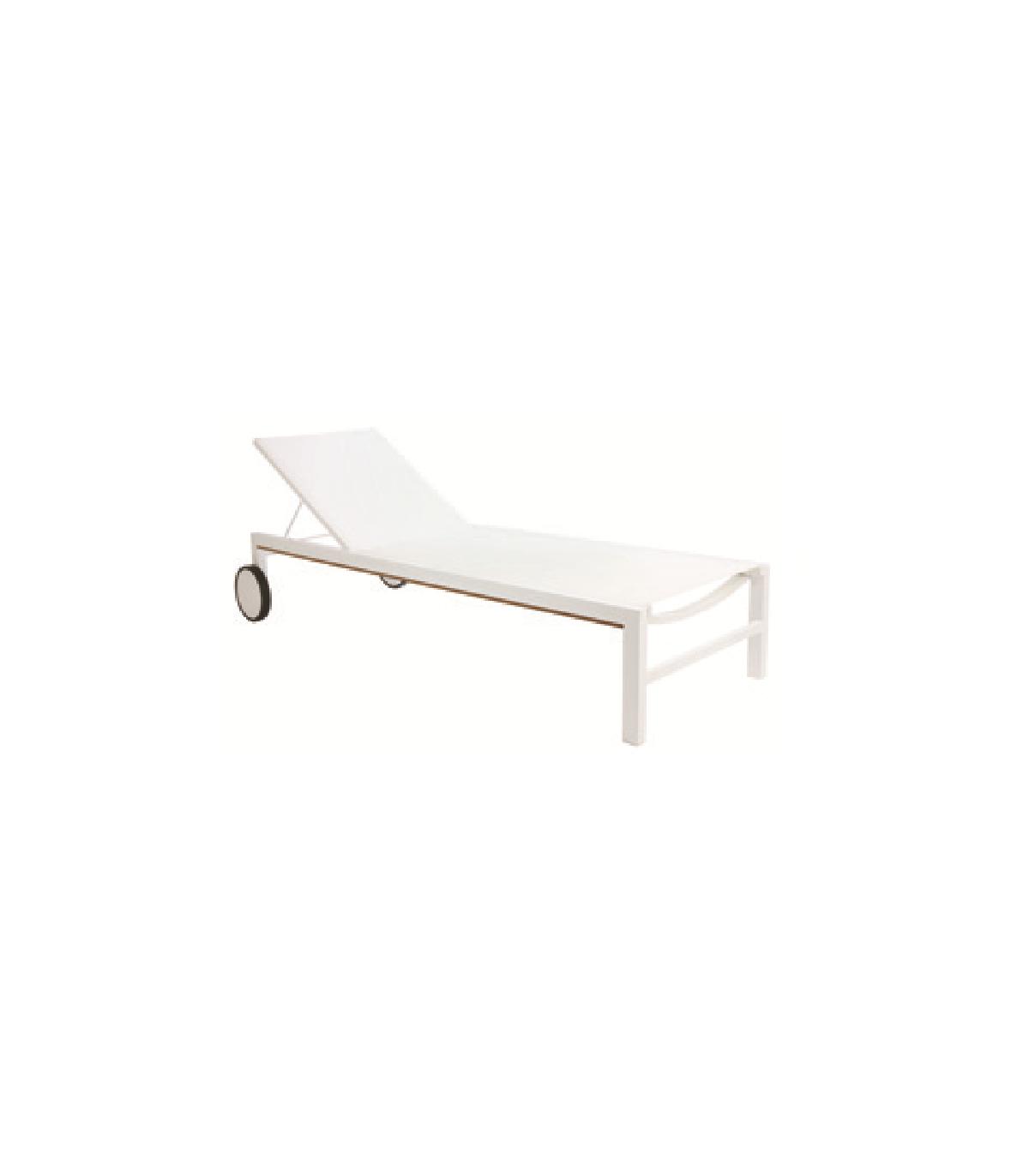 bain de soleil alu shio textil ne res. Black Bedroom Furniture Sets. Home Design Ideas